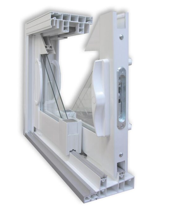 Portico Double Slider Series (PD02)