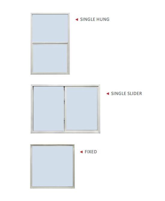 Broadview 3000 Series Window System